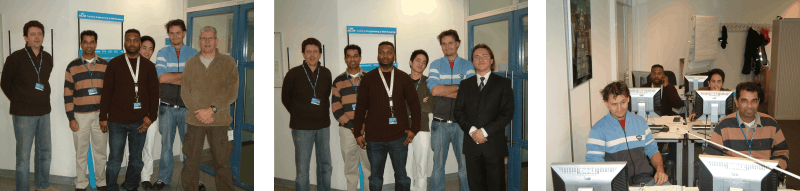 , Training of KLM Composite Structure Specialists