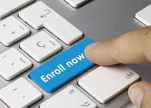 Enroll for an EFC course
